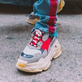 Spotted: Darum sind hässliche Sneaker jetzt angesagt