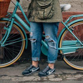 Baggy & Boyfriend Jeans Damen