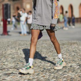 How To: Klobige Schuhe kombinieren