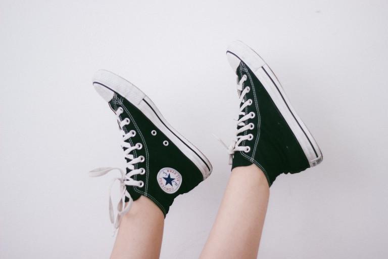 die beliebten Converse Chucks