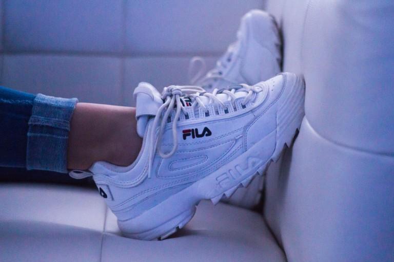 angesagte Fila Sneakers
