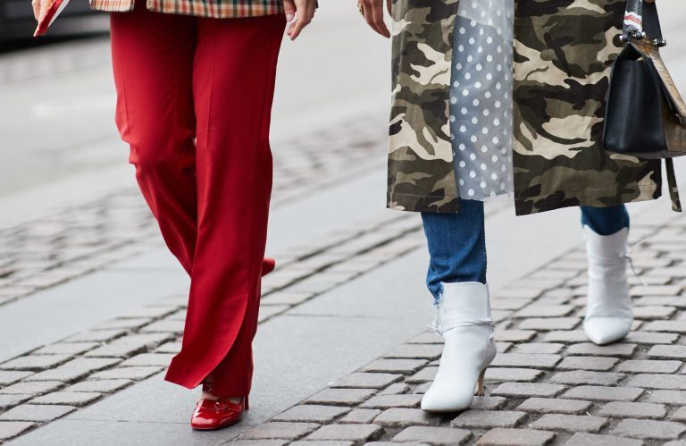 Trend Schuhe Herbst 2018
