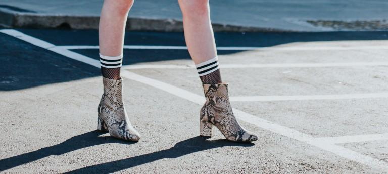 Welche Stiefel sind 2018 modern