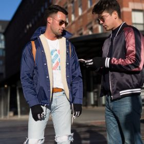 5x Modetrends Herren Winter 2018/2019