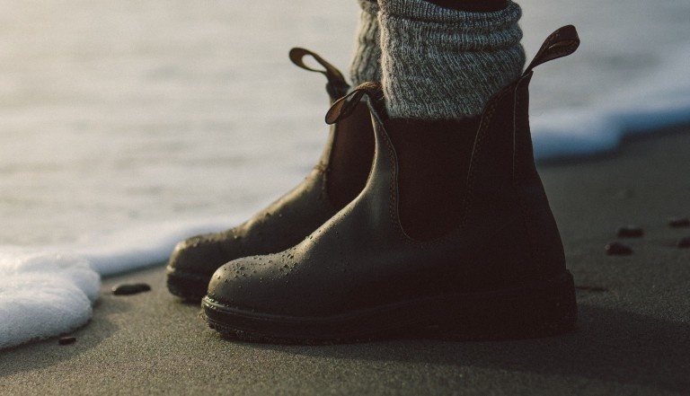 Chelsea Boots kombinieren mit Socken