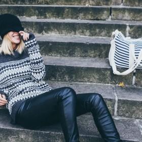 Kleidung für H-Form Frauen