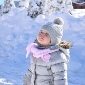 Winterjacke Kinder