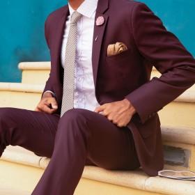 Stiefel zum Anzug