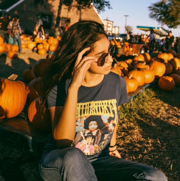 4 stylové outfity na Halloween
