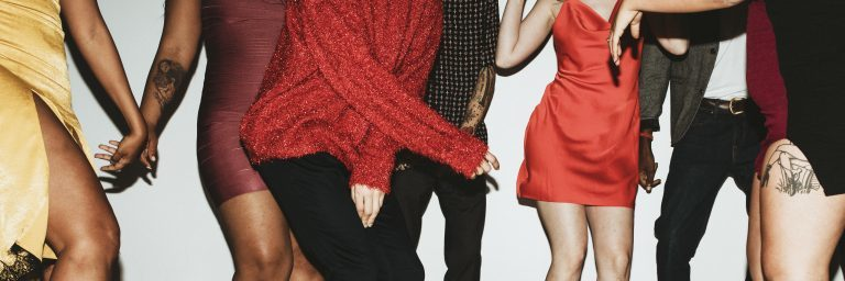 Casual Silvester Style: 4 legere festliche Looks