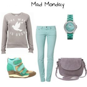 Look des Tages - Mad Monday