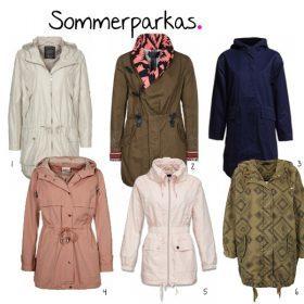Sommerparkas - Let the sun shine!