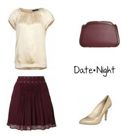 Look des Tages - Date Night