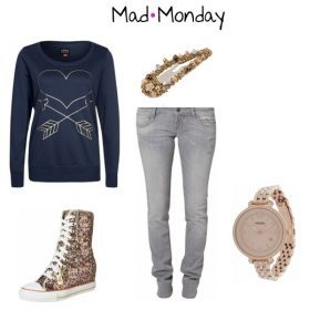 Look des Tages - Mad Monday!
