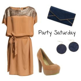 Look des Tages - Party Saturday
