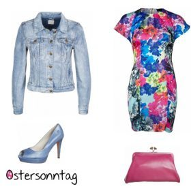 Look des Tages - Ostersonntag