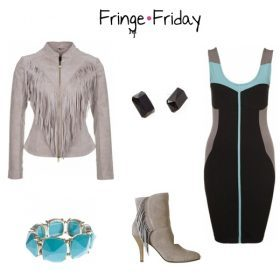 Look des Tages - Fringe Friday!