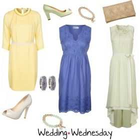 Look des Tages - Wedding Wednesday!