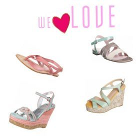 Fashiola loves... Pastellsandalen!