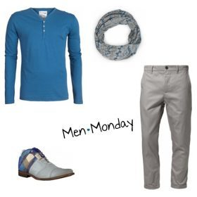 Look des Tages - Men Monday!