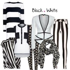 Modetrends 2013 | Black and White