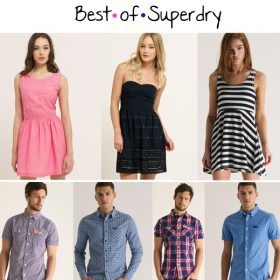 Fashiola loves... Best of Superdry!