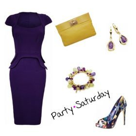 Look des Tages - Party Saturday!