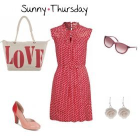 Look des Tages - Sunny Thursday!