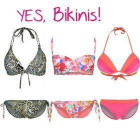 Die schönsten Bikinis online für den Sommer 2013