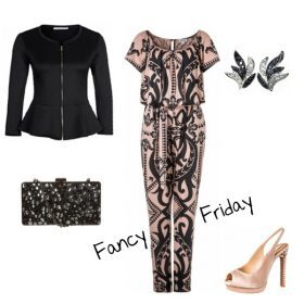 Look des Tages - Fancy Friday!