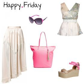 Look des Tages - Happy Friday!