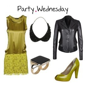 Look des Tages - Party Wednesday!