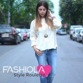Fashiola loves...'Style Roulette' von Luísa Lión