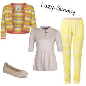 Look des Tages - Lazy Sunday!