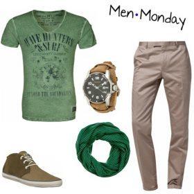 Look des Tages - Men Monday!