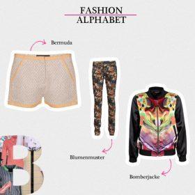 Modetrends 2013 | Fashion Alphabet | B