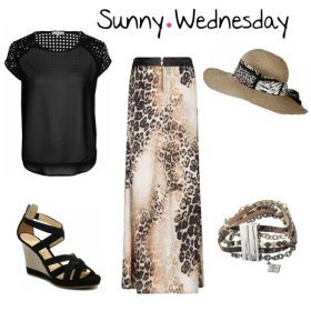 Look des Tages - Sunny Wednesday!