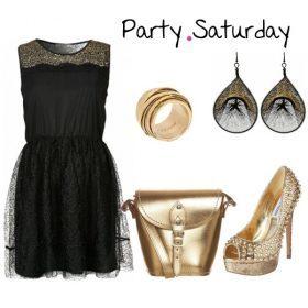 Look des Tages - Party Saturday!