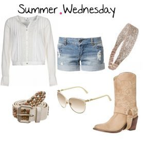 Look des Tages - Summer Wednesday!
