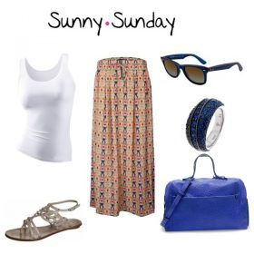 Look des Tages - Sunny Sunday!