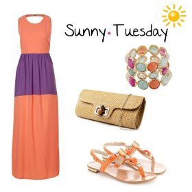 Look des Tages - Sunny Tuesday!