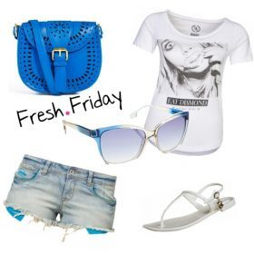 Look des Tages - Fresh Friday!
