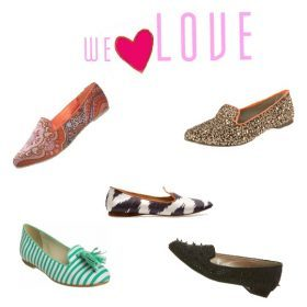 Fashiola loves...Loafers!