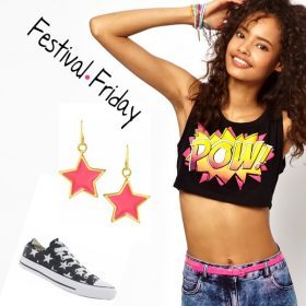 Look des Tages - Festival Friday!