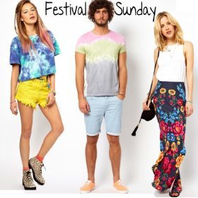 Look des Tages - Festival Sunday!