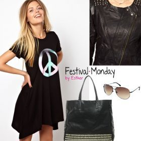 Look des Tages - Festival Monday by Esther!
