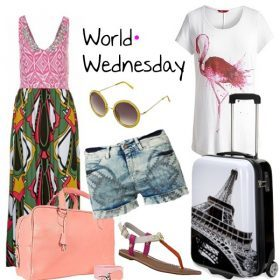 Look des Tages - World Wednesday!
