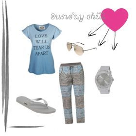 Look des Tages – Lazy Sunday!