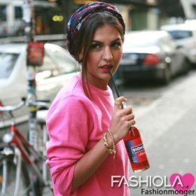 "Fashiola loves ""Fashionmonger"" von Özlem!"