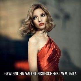 Wähle dein Valentinsgeschenk und gewinne einen Gutschein i.W.v. 150€!